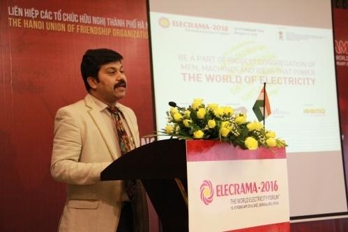 Hiệp hội ngành điện Ấn Độ mời doanh nghiệp tham dự Triển lãm ngành điện ELECRAMA - 2016