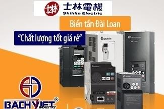 Biến tần Shihlin - Biến tần đài loan chất lượng cao, giá rẻ, dễ sử dụng